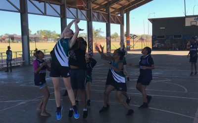 Roebourne NAIDOC Basketball Tournament