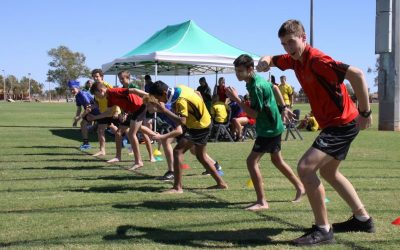 St Luke's College 2019  Athletics Carnival