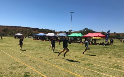 2019 Tom Price Inter school Athletics Carnival