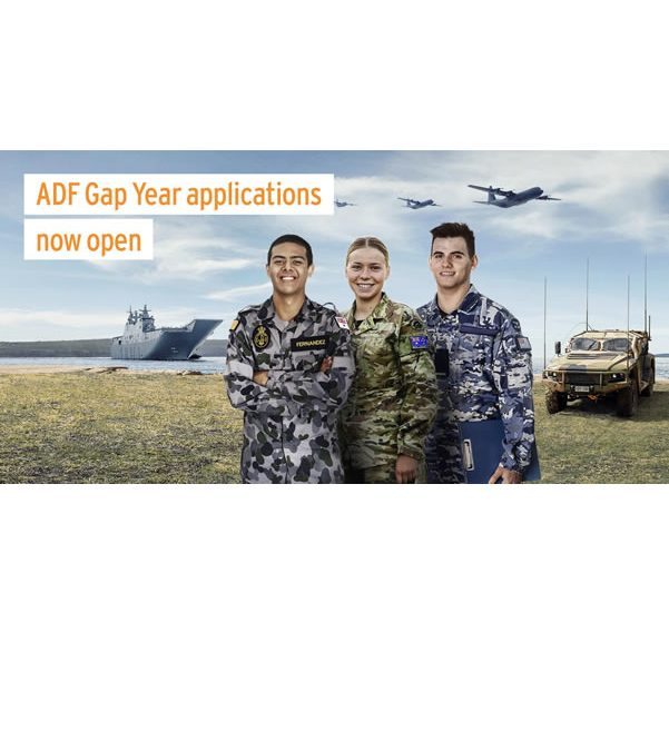 Australian Defence Force – GAP Year Program