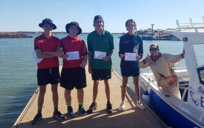Year 11 Outdoor Ed Skippers Ticket